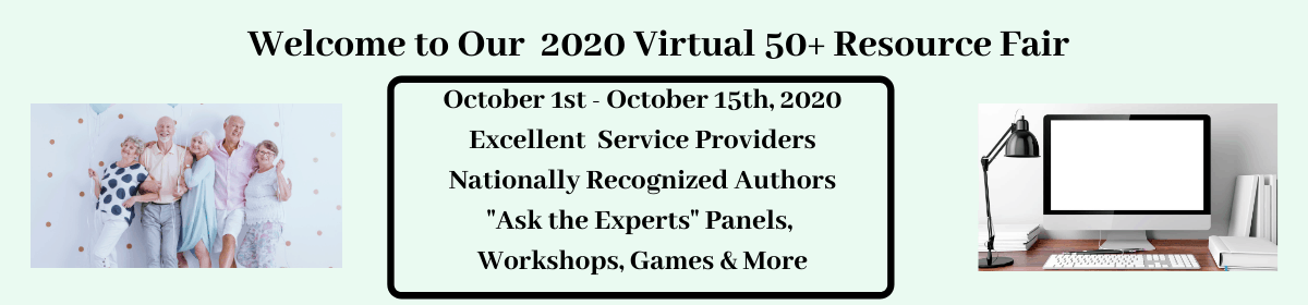 Fall 2020 Virtual 50+ Resource Fair